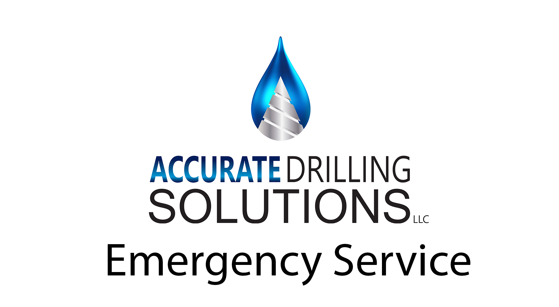 well drilling logo