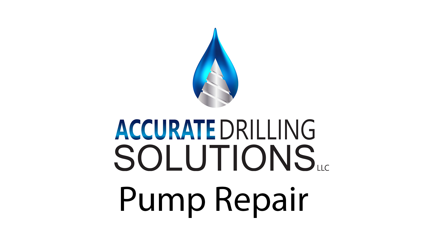 well drilling pump repair