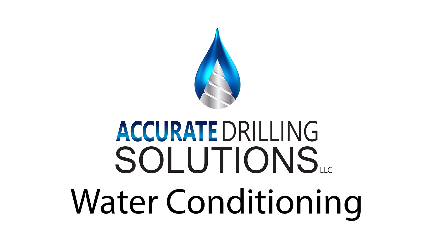 well drilling water conditioning