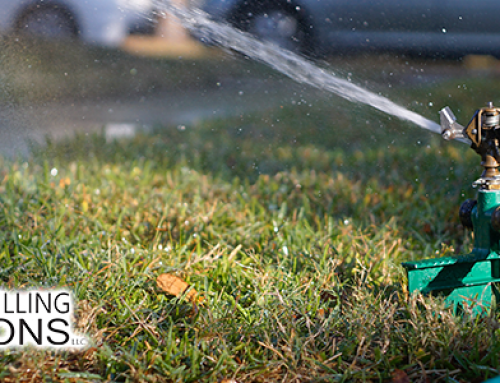 Irrigation Challenges: Water In The Wrong Places