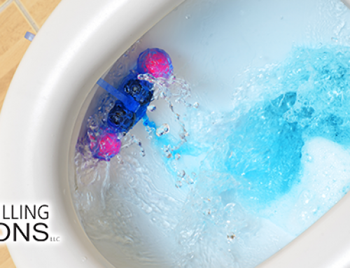 Cleaning Iron Stains from Hard Water